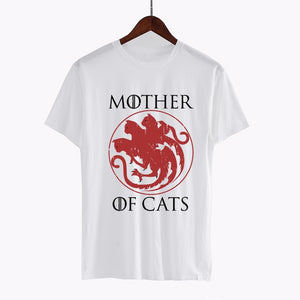 Mother of Cats T-shirt - MyTopCat