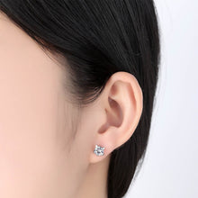 Load image into Gallery viewer, Diamond Cat Earrings - MyTopCat