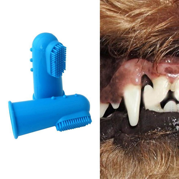 Easy Pet Finger Toothbrush