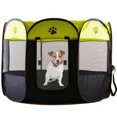 Portable Folding Pet House Cage