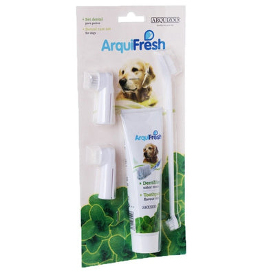 Pet Teeth Care Toothbrush Toothpaste