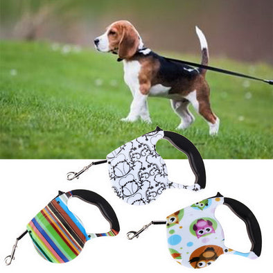 Retractable Nylon Leash