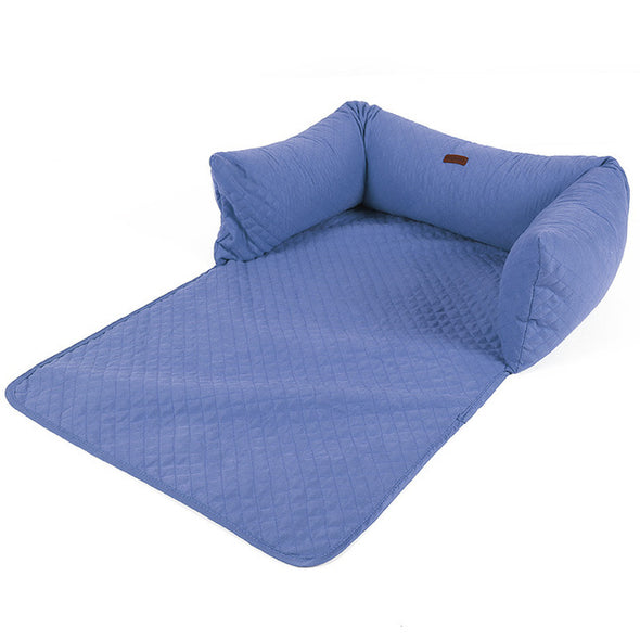 Winter warm Sofa Bed Cover