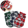 Spring Summer Plaid Shirt
