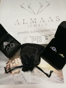 2 Month Jewellery Subscription box - 3 Pieces
