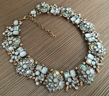 Load image into Gallery viewer, OLIVIA💎statement necklace