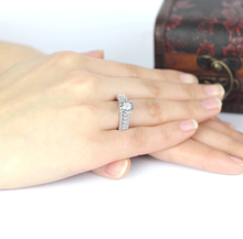 Load image into Gallery viewer, LALEH handcrafted sterling Silver Ring