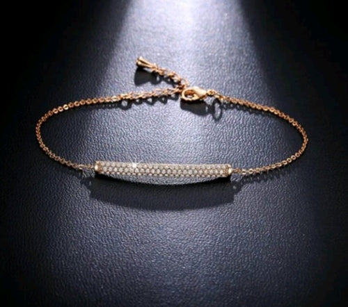 HAZEL bracelet in Rose Gold