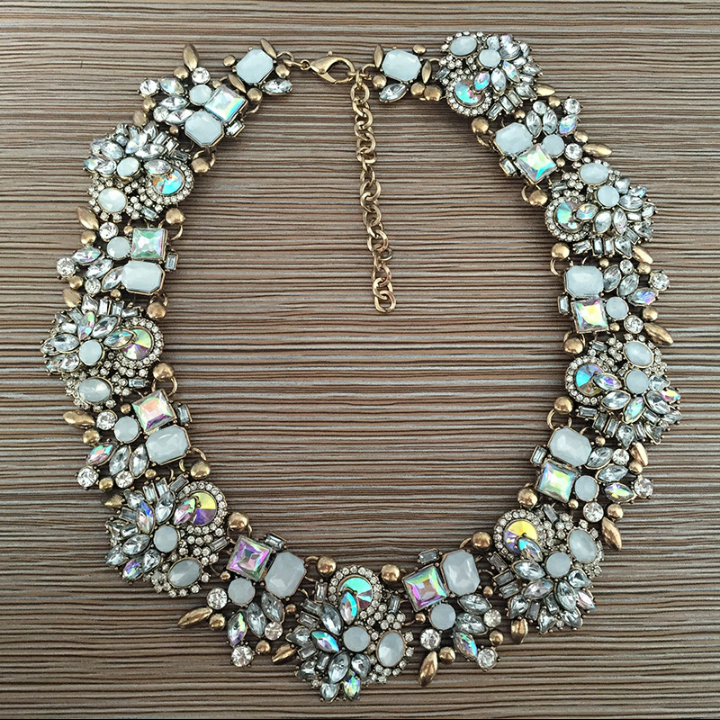 OLIVIA💎statement necklace