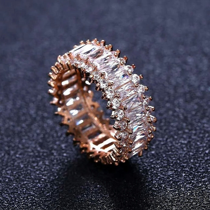STELLA Ring In Rose Gold