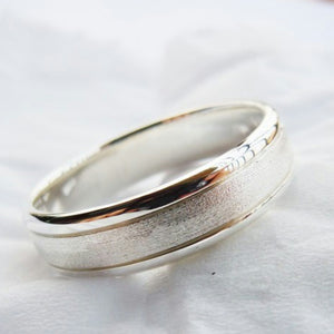 RAY- MENS sterling silver handcrafted ring