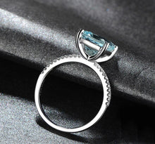Load image into Gallery viewer, KEVA sterling silver handcrafted ring