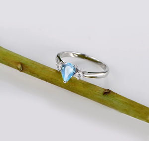 NAAVA sterling silver handcrafted ring
