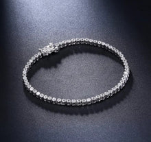 Load image into Gallery viewer, NOELLE Sterling silver bracelet