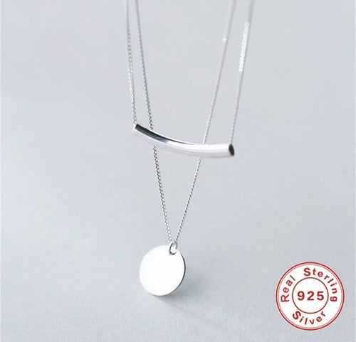 ROSALEEN Sterling silver necklace