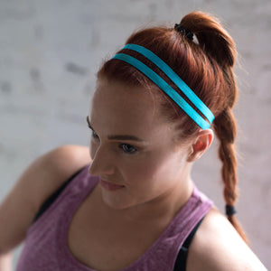 BROOKE FIT DOUBLE HEADBAND