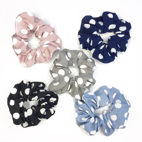 CAMBELLE DOT SCRUNCHIE