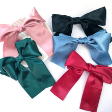 SERENA SATIN BOW