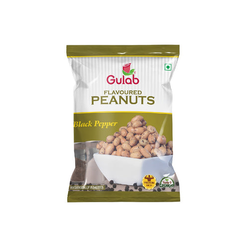 Gulab Peanut Black Pepper 100Gm