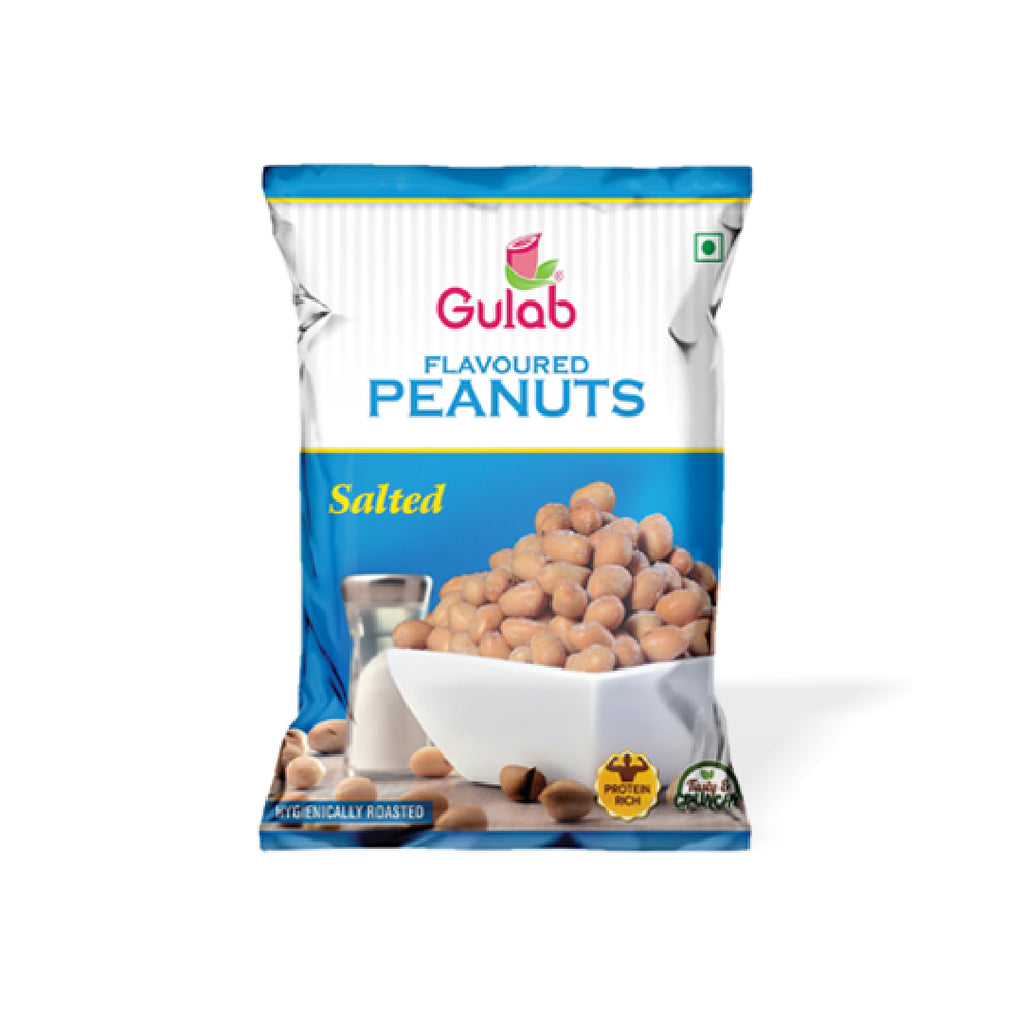 Gulab Peanut Salted 100Gm