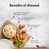 Almonds Cream & Onion