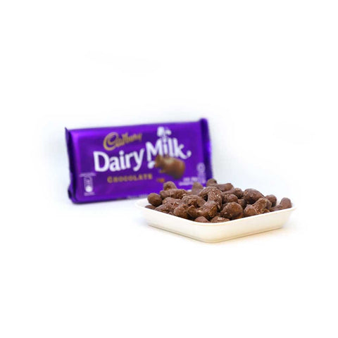 Cashew Nuts Chocolate