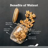 Walnuts Kernel Chocolate