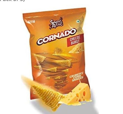 Cornado Cheese Burst 100Gms