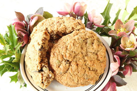 Alleluia Breakfast Cookies