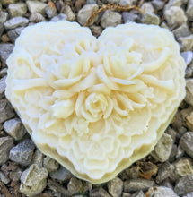 Load image into Gallery viewer, Gift Soap:  Heart and Roses