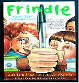 Frindle CCQ Workbook (Reading Level R - 830L)