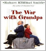 The War with Grandpa CCQ Workbook (Reading Level S - 640L)
