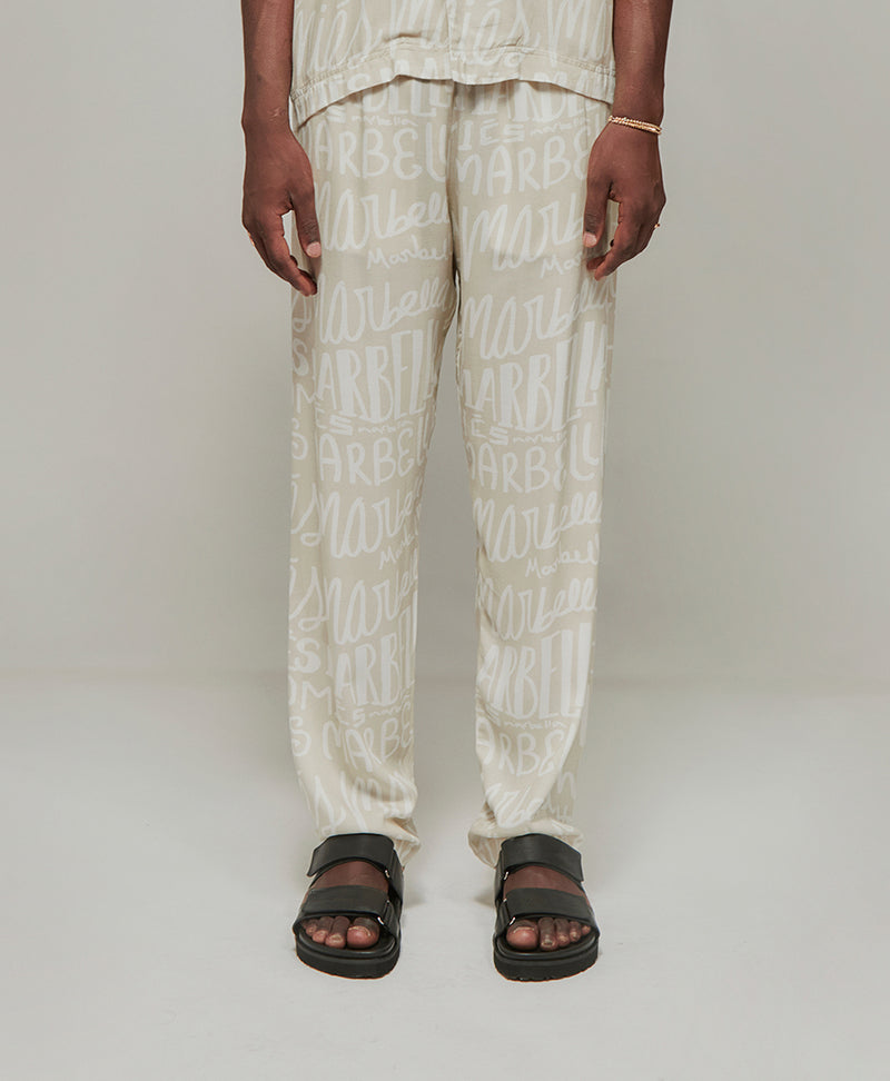 TAG & QUOTED T-SHIRT BLACK