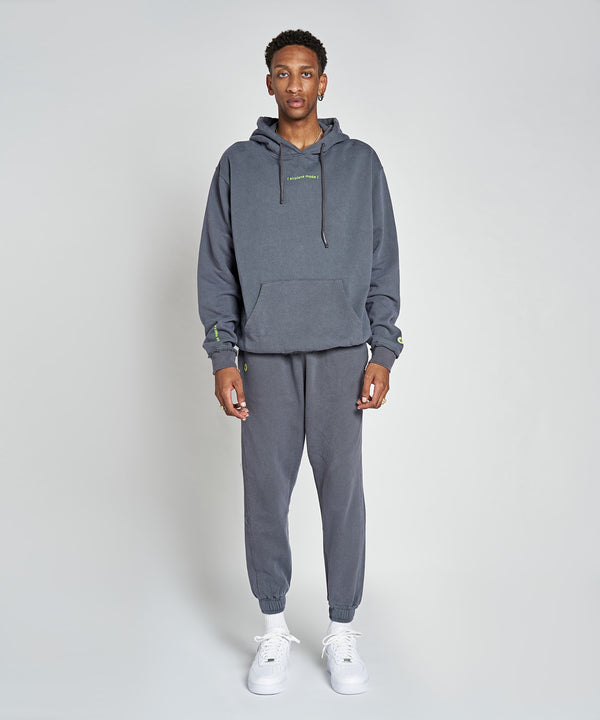 AIRPLANE MODE PANTS DARK GREY