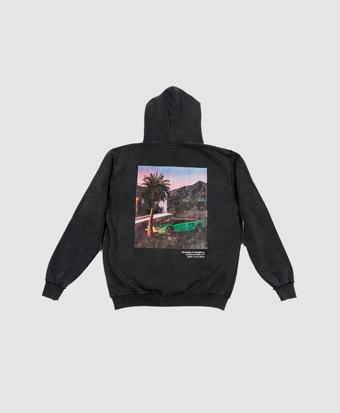 OVERSIZE VIDEOGAME HOODIE