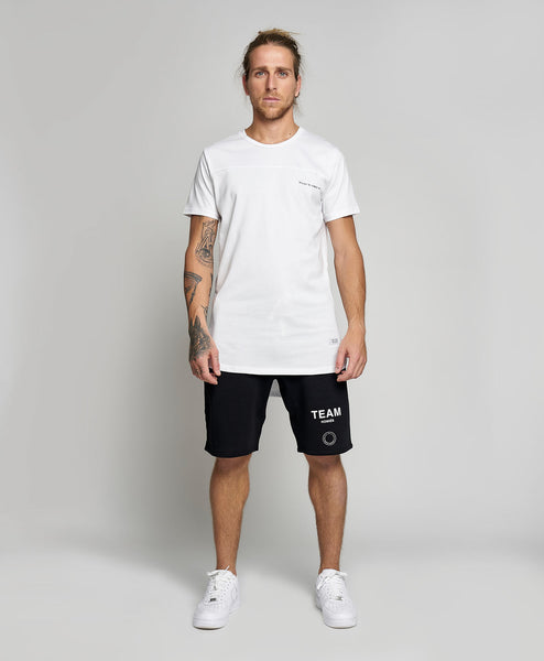 BASEBALL 19 T-SHIRT WHITE
