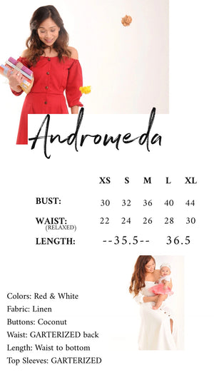 ANDROMEDA -available at Frankie & Friends SM AURA