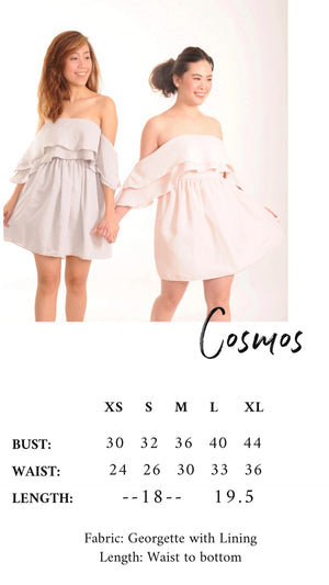 COSMOS- Available at Frankie and Friends