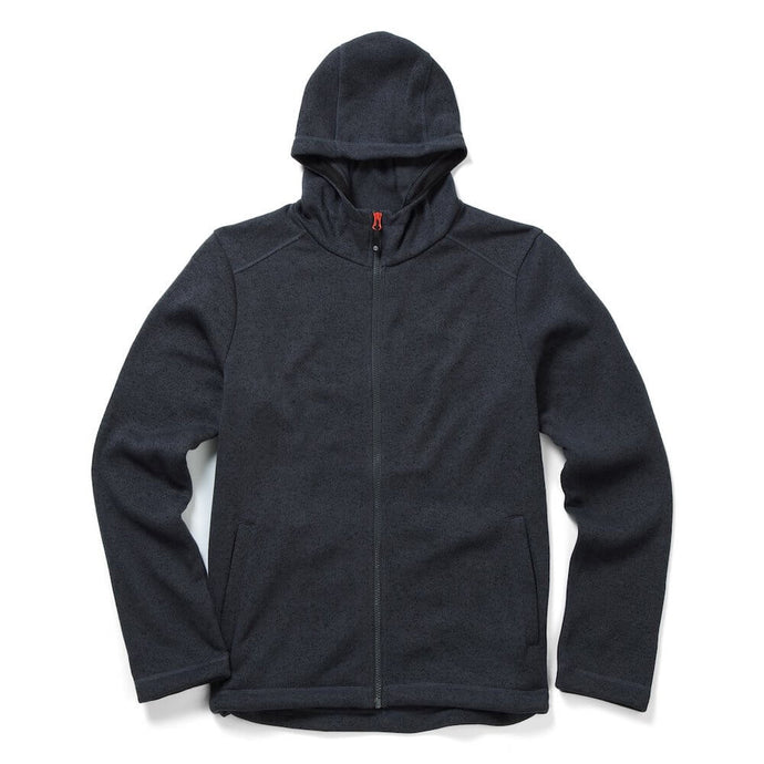 Douta Hooded Full Zip Fleece