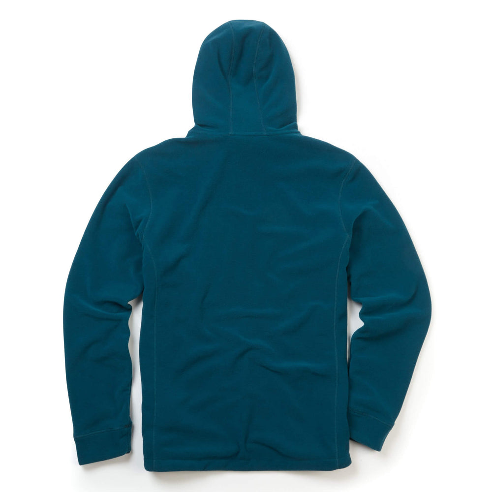 Rouko Hooded Full Zip Fleece