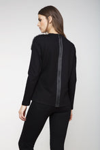 Load image into Gallery viewer, Zip Detail Long Sleeve Top
