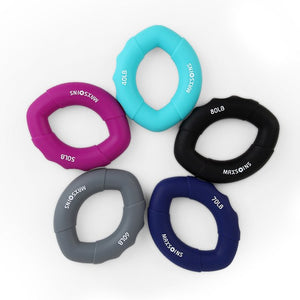 Hand Grips Muscle Power Training Rubber Ring