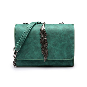 *Mini leaf design bag in 5 different colours!* FREE SHIPPING WORLDWIDE!