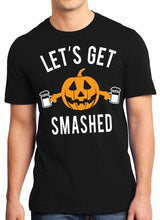 Load image into Gallery viewer, Let's Get Smashed Halloween Unisex T-Shirt