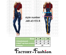 Load image into Gallery viewer, M.Michel Women's Jumpsuit - Style A5155-R