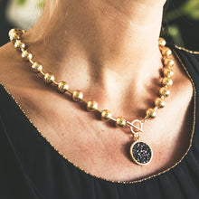 Load image into Gallery viewer, Louna Collar Charm Necklace