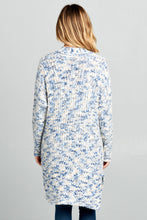 Load image into Gallery viewer, LONG SLEEVE THICK KNIT CARDIGAN