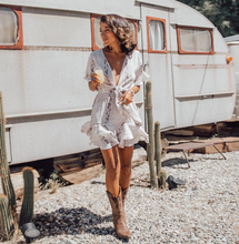 Load image into Gallery viewer, Gorgeous short boho dress