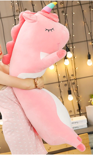 Full Size Unicorn Pillow