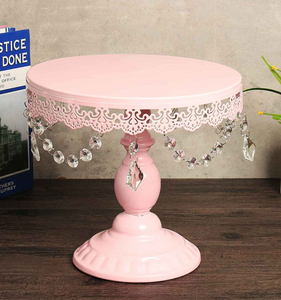 Gorgeously Girly Retro Cake Stand